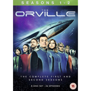 The Orville - Seasons 1 - 2