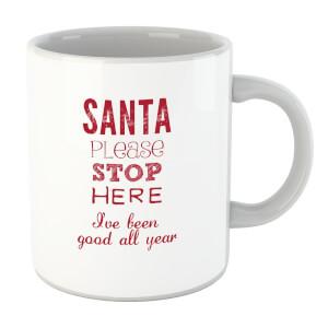 Please santa Mug