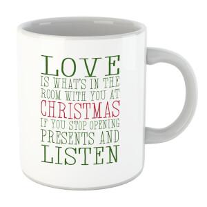 Love Christmas Mug