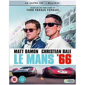 Le Mans '66 - 4K Ultra HD (Includes Blu-ray)