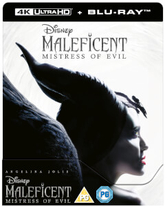 Maléfica: Maestra del Mal 4K (incl. Blu-ray 2D) - Steelbook Edición Limitada Exclusivo Zavvi (Edición GB)