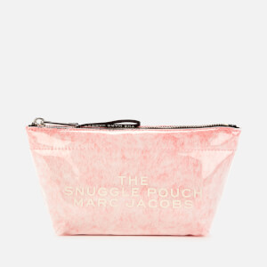 Marc Jacobs Women's The Snuggle Large Pouch - Poodle Pink