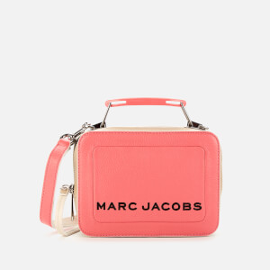 Marc Jacobs Women's The Box 20 Shoulder Bag - Flirt Pink Multi