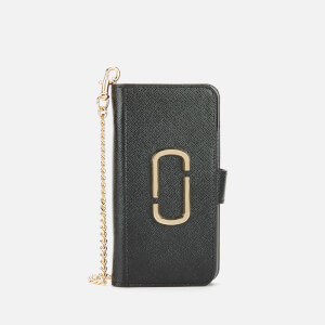 Marc Jacobs Women's iPhone Xs Case - Black Multi