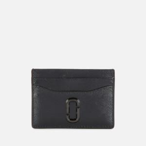 Marc Jacobs Women's Snapshot Card Case - Black