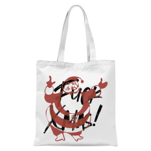 Fuck Xmas! Tote Bag - White