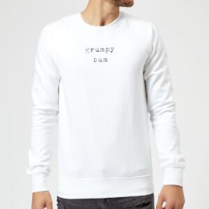 Grumpy Bum Sweatshirt - White