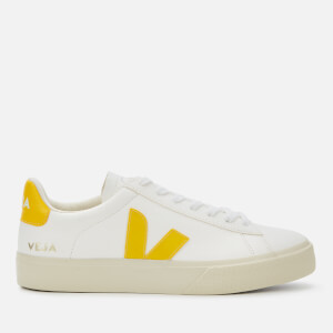 Veja Women's Campo Chrome Free Trainers - Extra White/Tonic