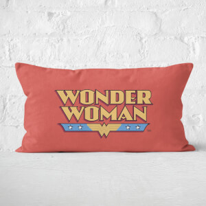 DC Cushions Retro Wonder Woman DC 30x50cm Rectangle Cushion Rectangular Cushion