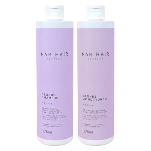 Nak Blonde Duo (Worth $59.90)