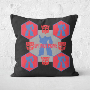 Transformers Optimus Prime Square Cushion