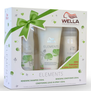 Wella Professionals Care Elements Gift Set (Worth $93.00)