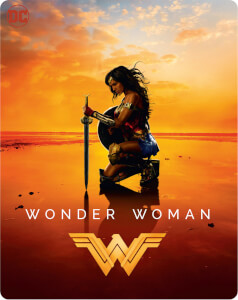 Wonder Woman - 4K Ultra HD Zavvi Exclusive Steelbook (Includes 2D Blu-ray)