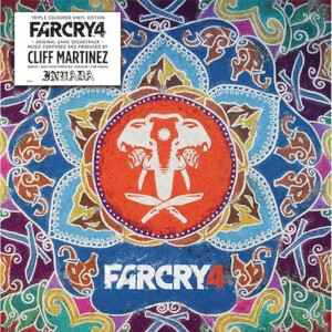 Cliff Martinez - Farcry 4 ((Original Soundtrack) - LP