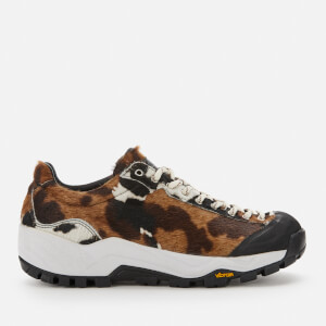 Diemme Movida Haircalf Running Style Trainers - Cow