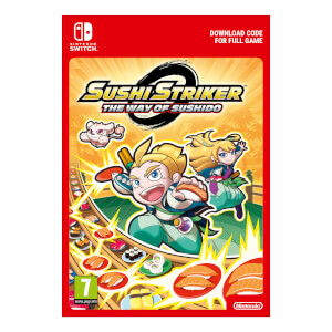 Sushi Striker: The Way of Sushido - Digital Download