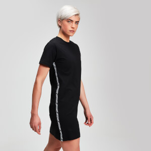 MP Rest Day Women's T-Shirt Dress - Black