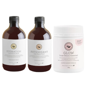 The Beauty Chef Glow, Antioxidant and Hydration Trio (Worth $155.00)