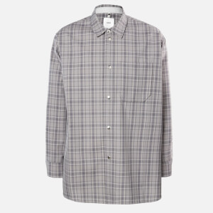 OAMC Men's Medic Shirt - Mineral Grey