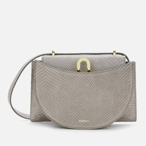 Yuzefi Women's Edith Shoulder Bag - Taupe