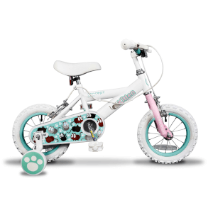 "Kitten 12"" Wheel Girls Bicycle - 8"""