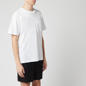 Acne Studios Men's Reverse Label T-Shirt - Optic White