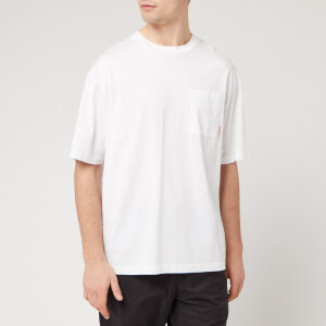 Acne Studios Men's Boxy Fit T-Shirt - Optic White