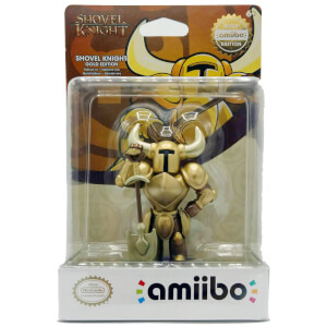 Shovel Knight Gold Edition amiibo (Shovel Knight Collection)