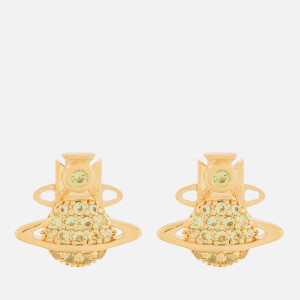 Vivienne Westwood Women's Tamia Earrings - Gold Peridot