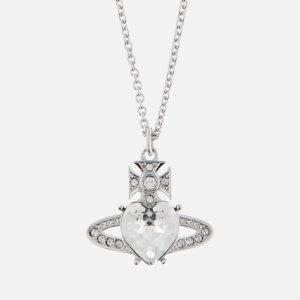 Vivienne Westwood Women's Ariella Pendant - Rhodium Crystal