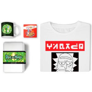 Coffret Cadeau Rick et Morty