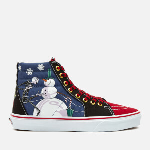 Vans X The Nightmare Before Christmas Sk8-Hi Trainers - Multi