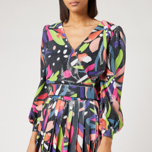Olivia Rubin Women's Kendall Top - Abstract Floral