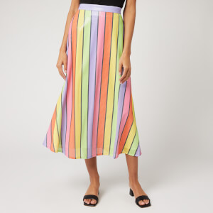 Olivia Rubin Women's Penelope Skirt - Resort Stripe