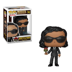 Men In Black International Agent M with Pawny EXC Pop! Vinyl Figure