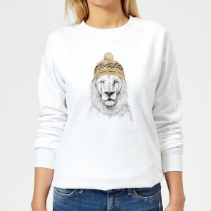 Winter Is Here Women's Sweatshirt - White