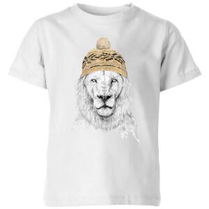 Winter Is Here Kids' T-Shirt - White