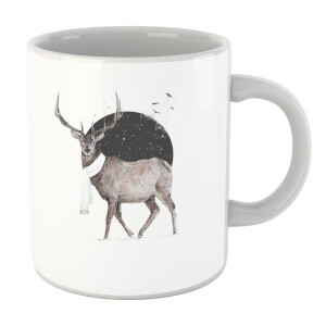 Balazs Solti Winter Is All Around Mug