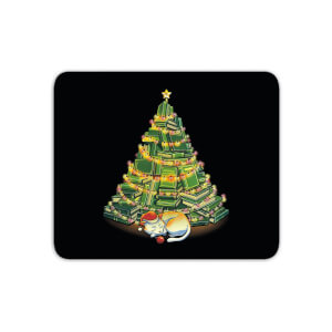 Tobias Fonseca My Favorite Xmas Tree Mouse Mat