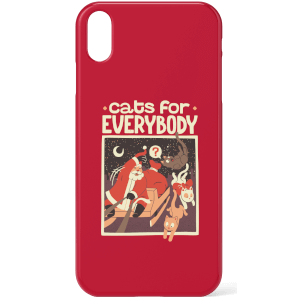 Tobias Fonseca Cats For Everybody Phone Case for iPhone and Android