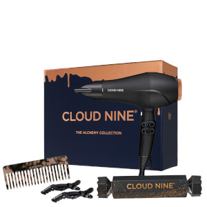 Cloud Nine The Alchemy Collection Airshot Hairdryer Gift Box