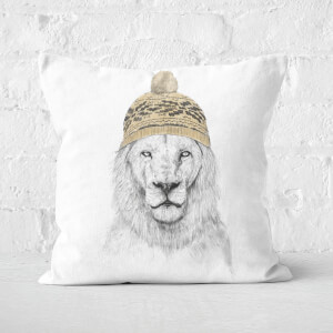 Winter Is Here Square Cushion