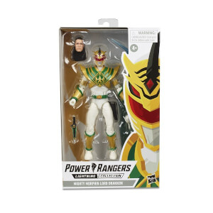 Hasbro Power Rangers Lightning Collection Mighty Morphin Lord Drakkon 6 Inch Action Figure