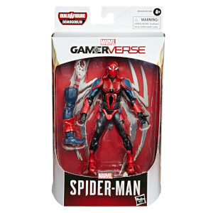 Hasbro Marvel Legends Spider-Man Spider-Armor MK III 6 Inch Action Figure