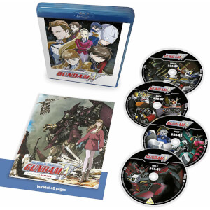 Mobile Suit Gundam Wing - Part 2 (Collector's Edition)