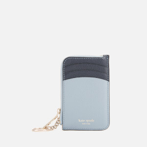 Kate Spade New York Women's Margaux Zip Card Holder - Blue