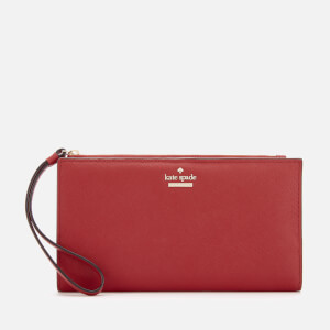 Kate Spade New York Women's Cameron Street Eliza Wallet - Burgundy