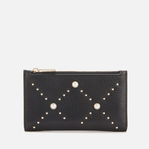 Kate Spade New York Women's Hayes Street Pearl Mikey Wallet - Black