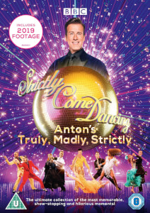 Strictly Come Dancing- Anton's Truly Madly Strictly