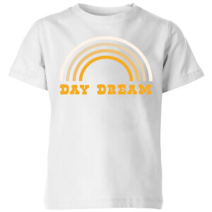 Day Dream Kids' T-Shirt - White